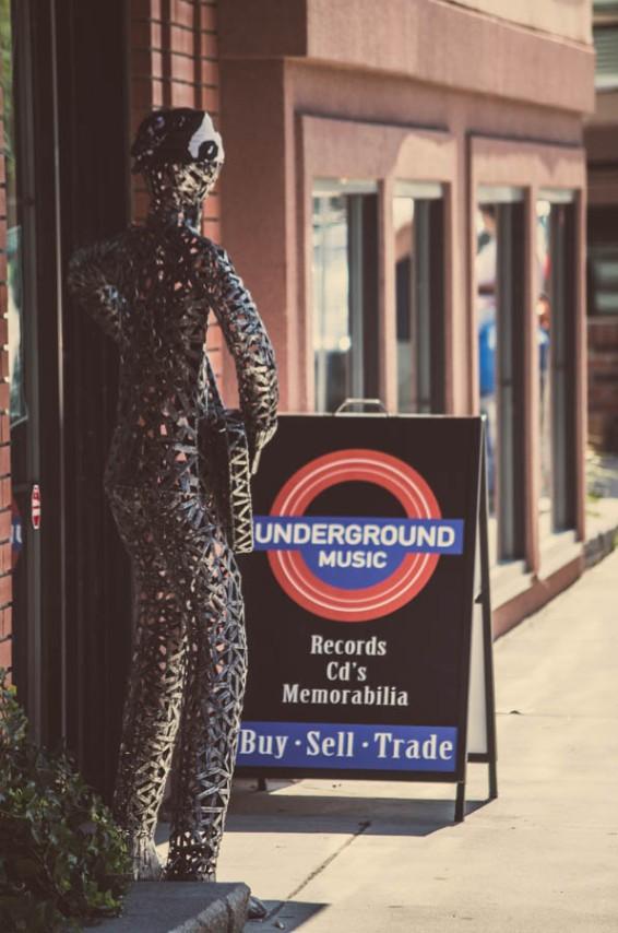 Underground Records